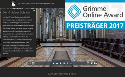 Preisträger des Grimme Online Awards 2017